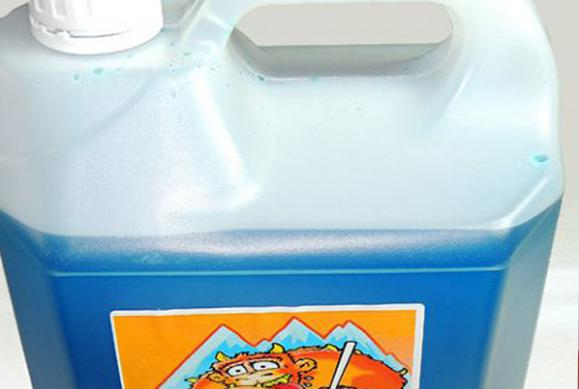 Blue Slush Syrup (5l)